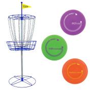 Wham-O Official Frisbee Disc Golf Set