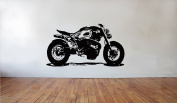 DirBike Wall Decals Chopper Motorcycles Decal Stickers Moto Sport Decorative Design Ideas For Your Home or Office Wall Removable Vinyl Murals DB0138