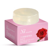 Make Up Tool, Egmy Fashion Whitening Enzyme Crystal Body Whitening Genitals Pink Areola Dilute Soap