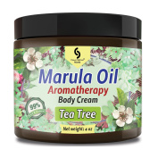 Cavin Schon Marula Oil Aromatherapy Body Cream - Made with 100% pure Marula oil & essential oils for ultimate aromatherapy experience.
