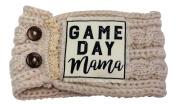 Gameday Mama Football Wide Stretch Fabric Headwrap Headband Sports