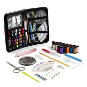 Joyful Store Sewing Kit,Sewing Accessories Supplies Set for Travel,Home and Emergency Use