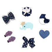 Novias Boutique Hairpins Hair Clips Suits Hair Accessories For Children Kids Girls