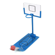 Amlaiworld Decompression Artefact Miniature Folding Mini Table Basketball Machine