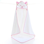 Cute Cartoon Child Is Covered With Cotton Children's Newborn Baby Cloak Towel,A6