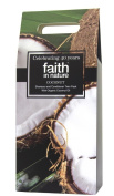 Faith In Nature Coconut Shampoo & Conditioner Twin Pack Gift Set
