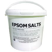 EPSOM SALT | 5KG BUCKET | 100% Natural | FCC Food Grade | Magnesium Sulphate