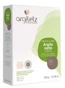 Argiletz Green Clay Powder Superfine for Bath and Body 300g