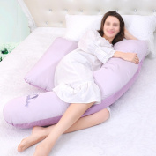 Cushions Pregnant Women Pillow Prop belly Side pillow Protect the waist Can be washed and washed Pillows Lumbar Pad
