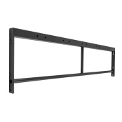 Capital Sports Double Bar 168 Double Chin-up Pull-up Bar 168 cm Metal Black