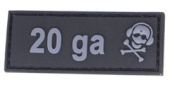 G-CODE 20 ga calibre PATCH