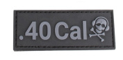 G-CODE .40 CAL calibre PATCH