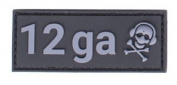 G-CODE 12ga calibre PATCH