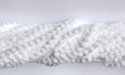 20 yds White Pompom Pom poms Trims Edging Tassel Trim Craft Fabric Sewing Craft
