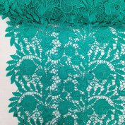 Tulip Floral Guipure French Venice lace