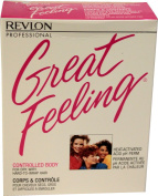 Great Feeling Controlled Body Heat Activated Ph Perm