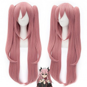 "Mcoser 120cm 47.24"" Long Stright Seraph of the End Ke Lulu · Mining Pacey Cosplay Wig"