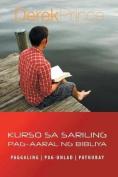 Self Study Bible Course - Tagalog [TGL]