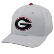 Georgia Bulldogs Official NCAA One Fit Impact Hat by Top of the World 057286