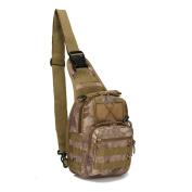 Joyful Store Tactical Backpack Shoulder Bag Military Sling Chest Pack for Hunting,Camping,Hiking,Trekking