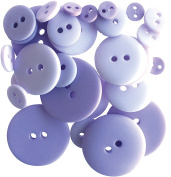 Button Up! Smoothie Pack Buttons-Lavender