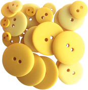 Button Up! Smoothie Pack Buttons-Lemon Drop