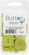 Button Up! Party Pack Buttons-Envy