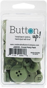 Button Up! Party Pack Buttons-Forest