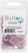 Button Up! Party Pack Buttons-Lavender