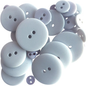 Button Up! Smoothie Pack Buttons-Dorian's Grey
