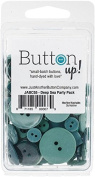 Button Up! Party Pack Buttons-Deep Sea