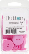 Button Up! Party Pack Buttons-Razzle