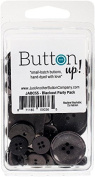 Button Up! Party Pack Buttons-Blackout
