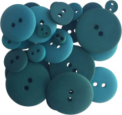 Button Up! Smoothie Pack Buttons-Deep Sea