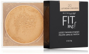 Maybelline New York Fit Me Loose Finishing Powder, Light Medium, 20ml