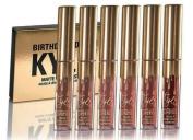 Kylie Jenner Limited Birthday Edition Kylie Matte liquid Lipstick Set Cosmetics