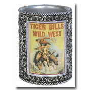 Wild West Rodeo Tumbler By Blonder Home Accents