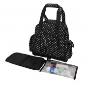 . 4 Piece Nappy Tote / Backpack Set