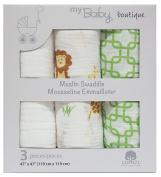 Muslin Swaddle Blanket Cotton 120cm x 120cm