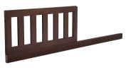 Serta Daybed/Toddler Guardrail Kit #707725, Walnut Espresso