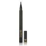 Ladygo Waterproof Liquid Eyeliner Pencil Precision Liquid Felt Tip Quick Drying Eye Liner Pen Long Lasting, Black-1# 0ml