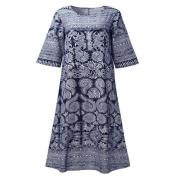 Women Dress, Neartime Women Oversized Floral Casual Loose Long Maxi Dress