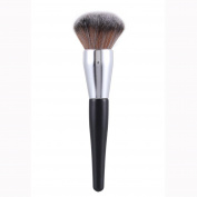 Owill Wood Handle Make Up Foundation Eyebrow Eyeliner Blush Brush