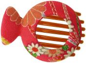 Annie Loto Kimono Hair Clip Accessories