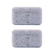 Pre De Provence Lavender Soap, 150g wrapped bar. Imported from France