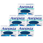 Asepxia Forte Acne & Blemish Control Antiacnil 5 Soap Bar 113g