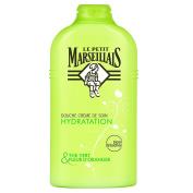 Le Petit Marseillais Green Tea and Orange Blossom Hydrating Shower Cream