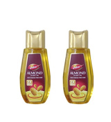 Dabur Almond Hair Oil For Damage Free Hair - 100ml