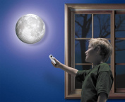 MobileFDL Moon In My Room Illuminated Decoration LED wall,twilight night light,remote control moon light,healing moon lamps,novelty gift