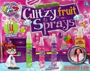 Grafix Groovy Labz Make Your Own Glitzy Fruit Sprays - Girls Science Set Toy
